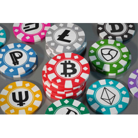 Crypto Casino, Slot Machines - Online Gaming Platform
